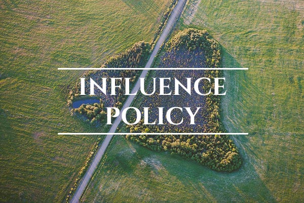 Unprotected: The North - Canada: Influence Policy