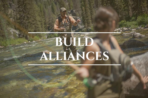 Unprotected: Snake River Salmon - USA: Build Alliances