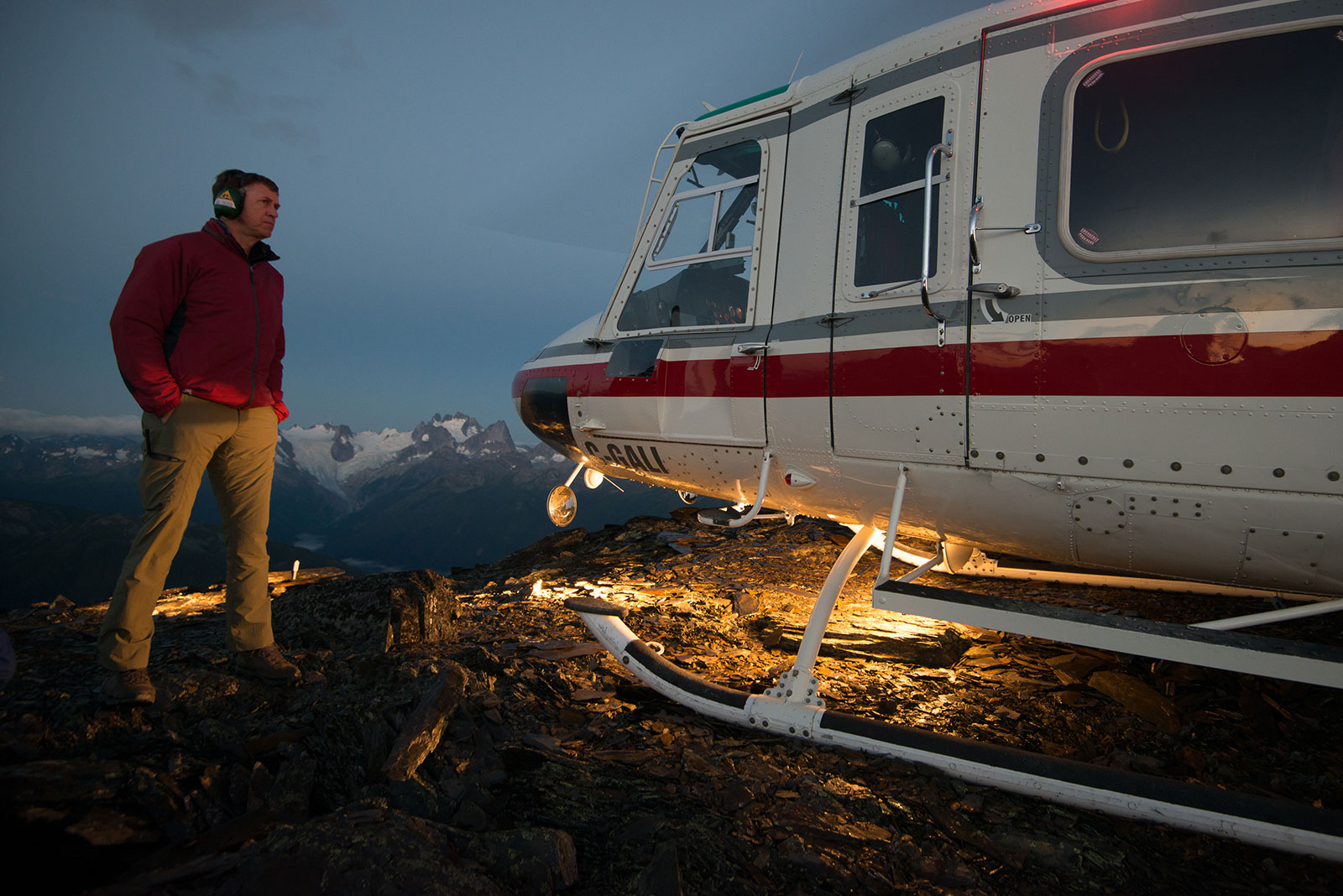 On Assignment: Canadian Geographic Magazine - Views from the Top